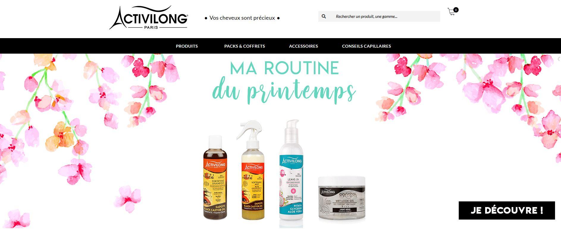Connexion réussie pour Activilong entre sa gestion commerciale Sage et son site ecommerce PrestaShop