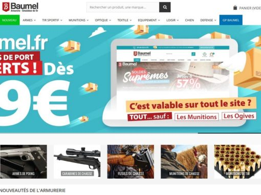 BAUMEL ARMURERIE & ALIMENTATION ANIMALE