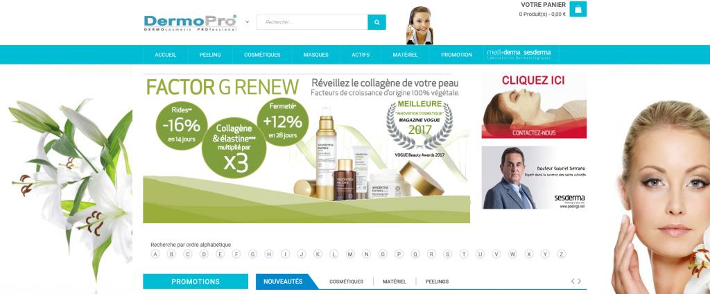 Connecteur PrestaShop et logiciel de gestion commerciale CIEL