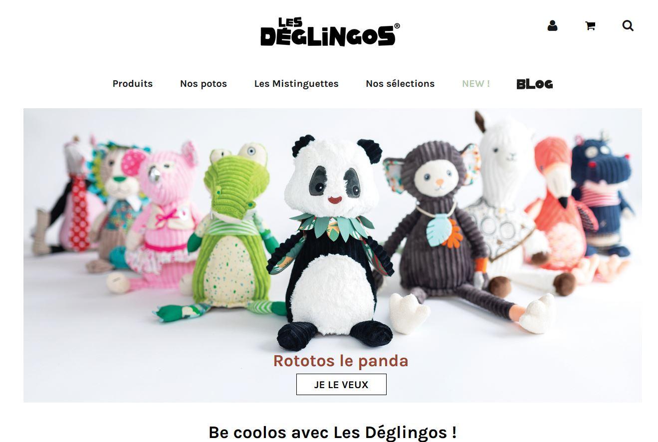 Connexion réussie pour Les Deglingos entre sa gestion commerciale Sage et son site ecommerce PrestaShop