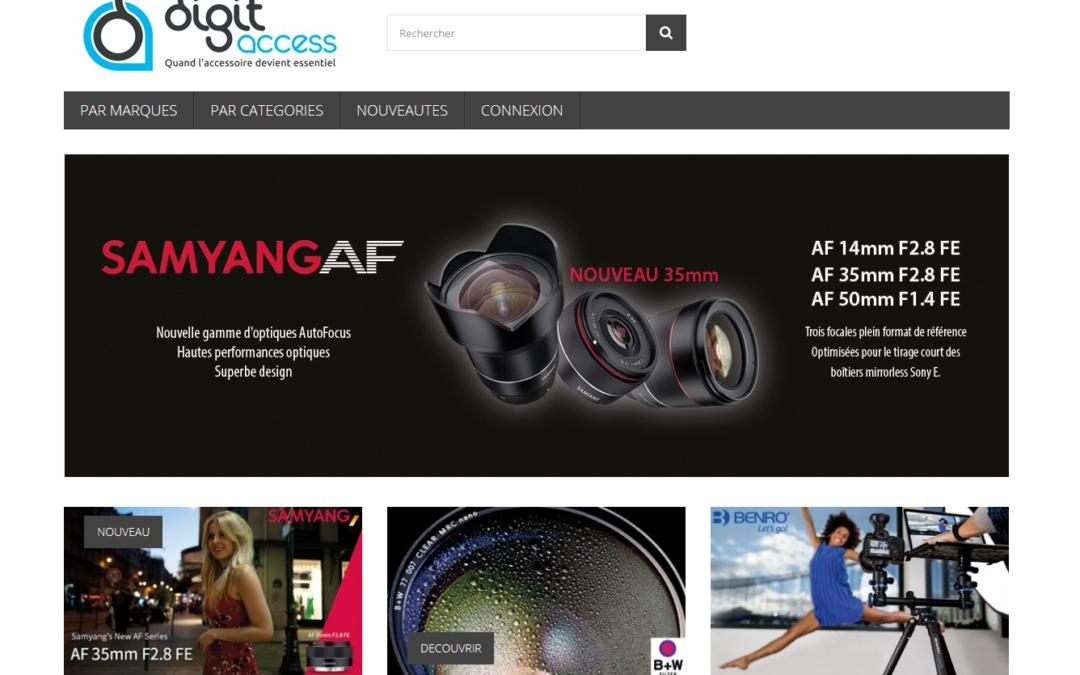 Synchronisation PrestaShop Sage assurée pour Digit Access
