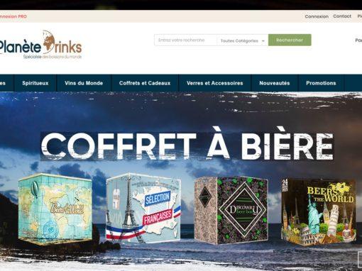 PLANETE DRINKS