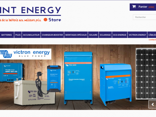 POINT ENERGY STORE
