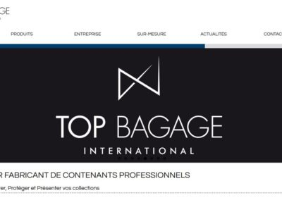 TOP BAGAGE