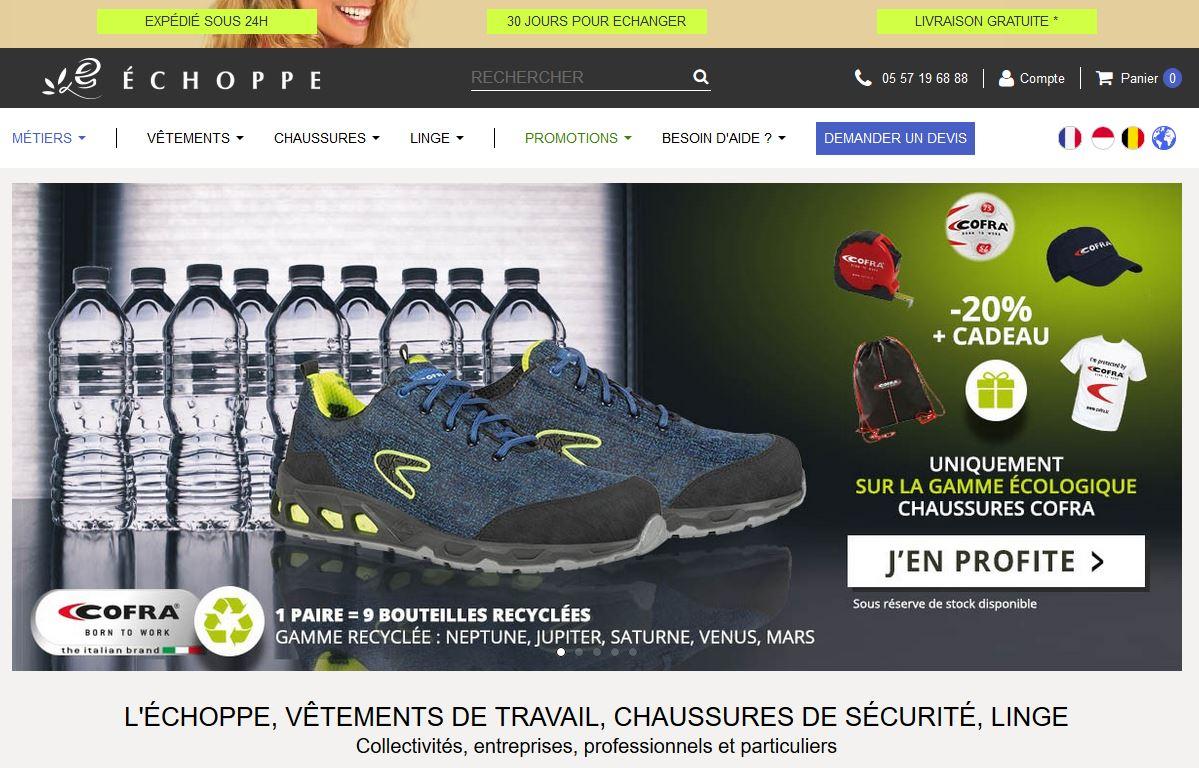 Connexion réussie pour l'Echoppe entre sa gestion commerciale Sage et son site ecommerce PrestaShop