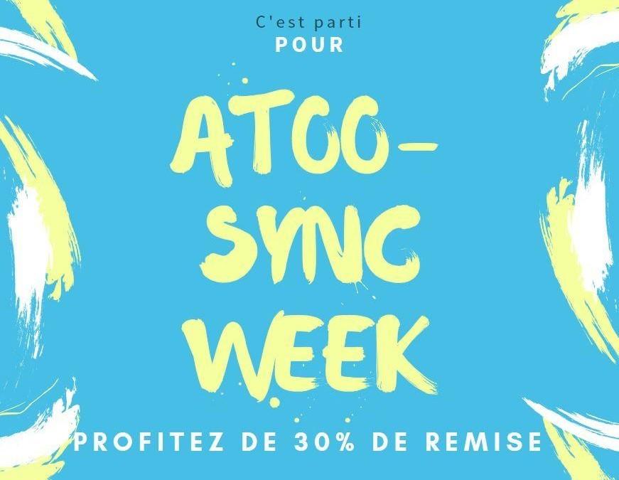 Atoo-Sync Week !