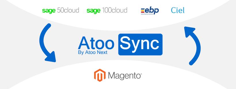 Lancement du connecteur Atoo-Sync pour Magento