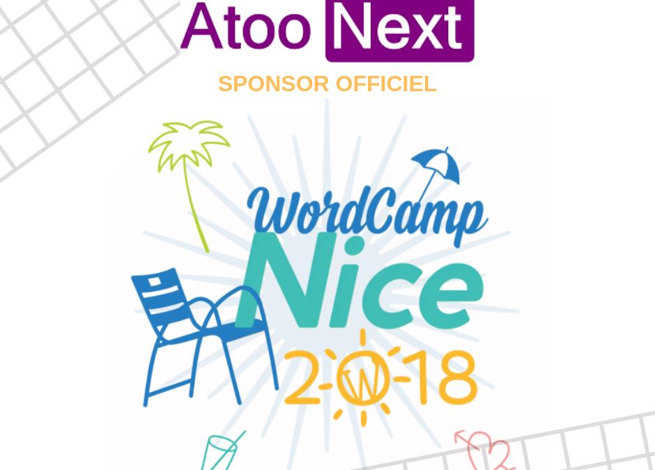 Retrouvez-nous au WordCamp Nice
