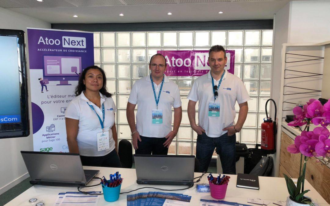 WordCamp Nice - équipe atoo next