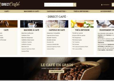 DIRECT CAFÉ