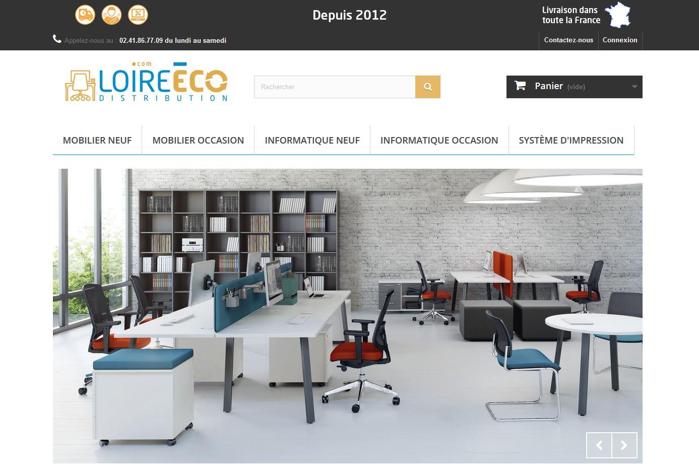 Connexion réussie pour Loire Eco Distribution entre sa gestion commerciale Sage et son site ecommerce PrestaShop
