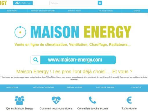 MAISON ENERGY