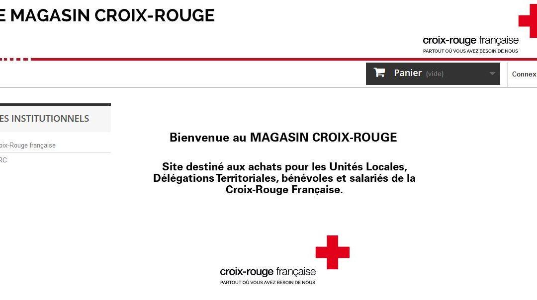 LE MAGASIN CROIX-ROUGE