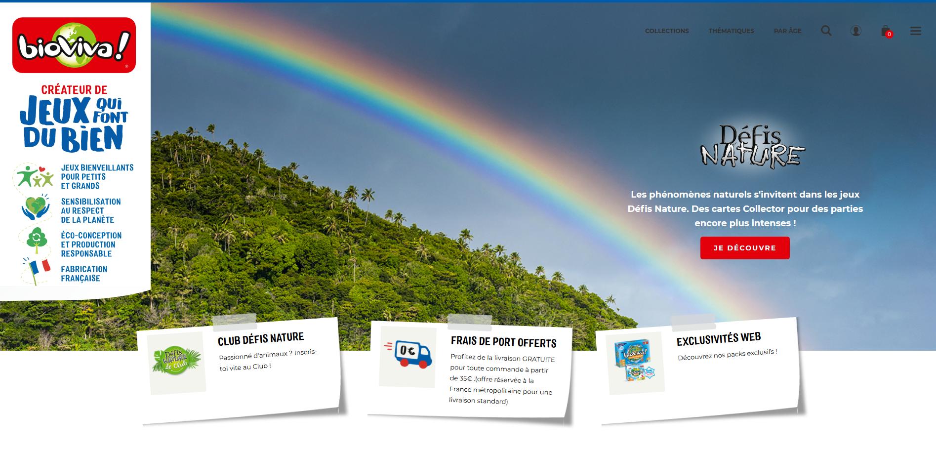 Connexion réussie pour Bioviva entre sa gestion commerciale Sage et son site ecommerce PrestaShop