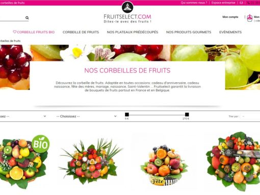FRUIT SELECT