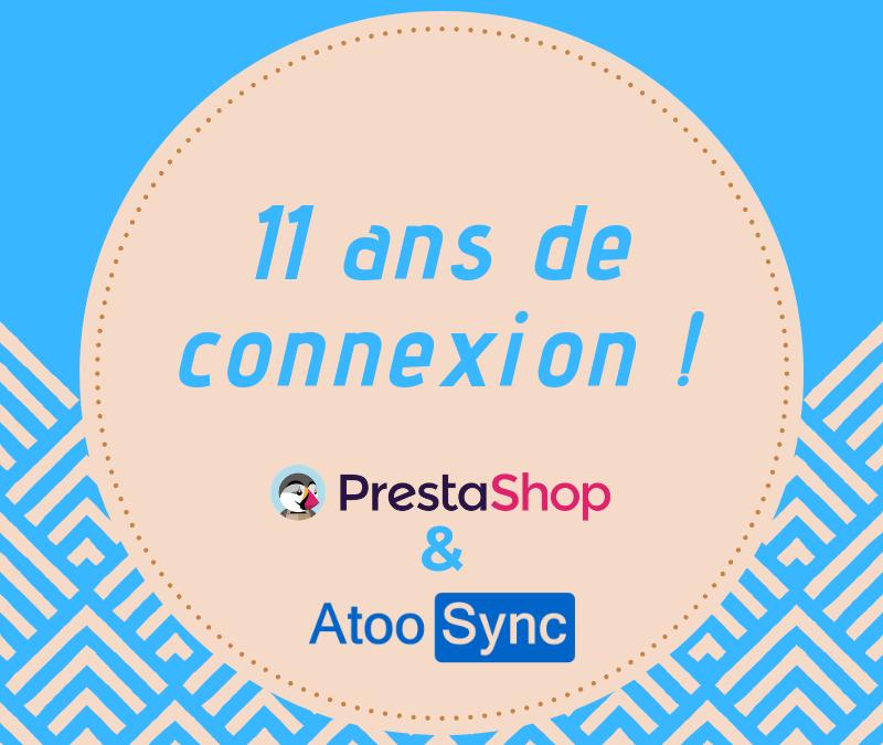 Atoo-Sync GesCom pour PrestaShop, une solution pérenne