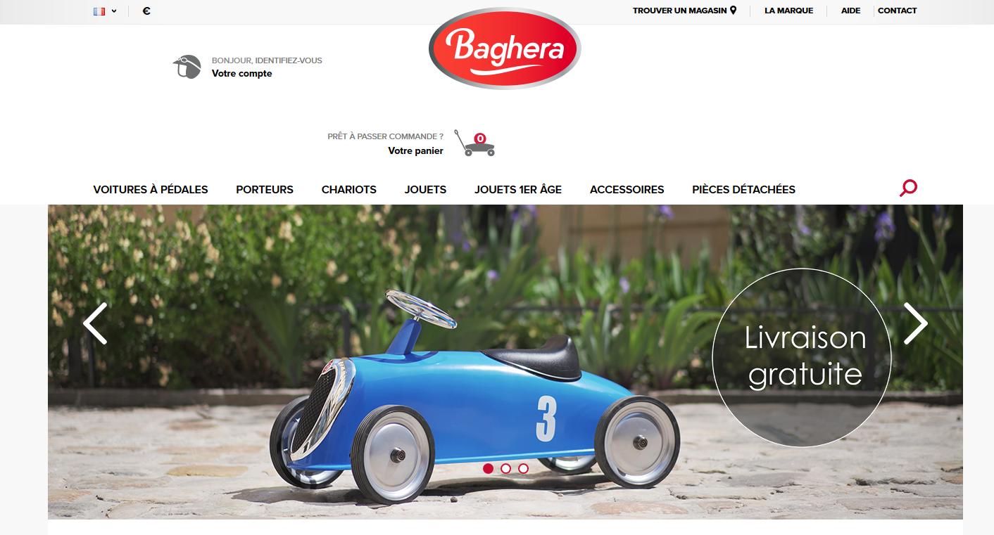 Connexion réussie pour Baghera entre sa gestion commerciale Ciel et son site ecommerce PrestaShop