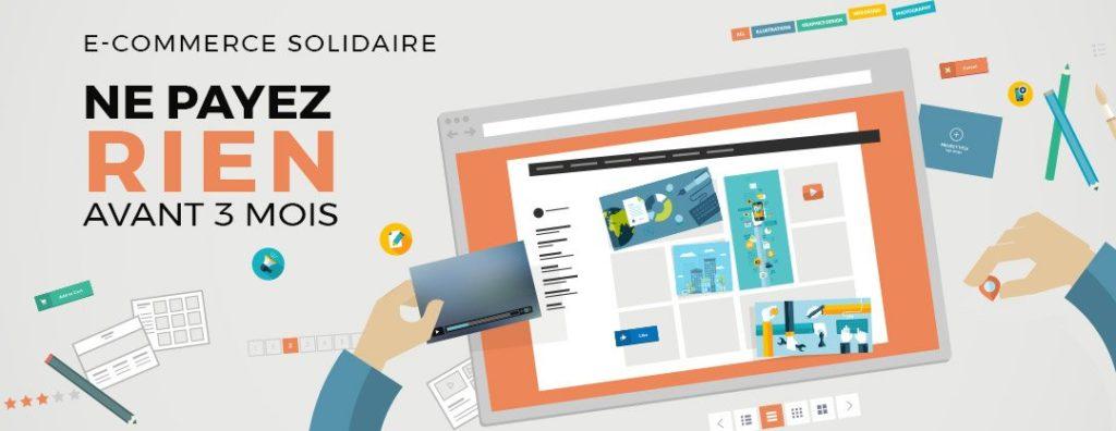Cibleweb agence marketing spécialisée dans la mise en place de site eCommerce PrestaShop. Vous pouvez ensuite connecter votre site e-Commerce PrestaShop avec votre logiciel de gestion commerciale Sage - Ciel - EBP ou encore WaveSoft