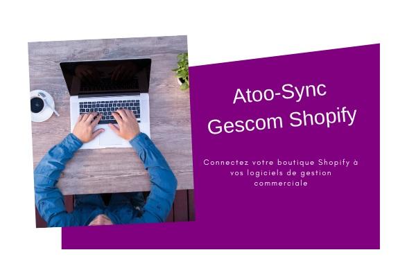 Shopify, connectez votre boutique ecommerce à votre logiciel de gestion commerciale