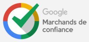 label google marchand de confiance