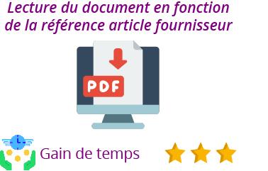 fonctionnalité lecture pdf